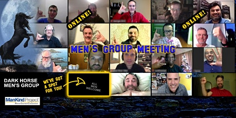 Spring Series Launch! Dark Horse Men's Group Meeting tickets