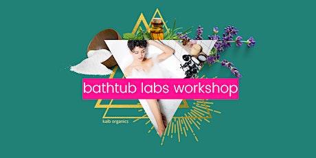 Bathtub Labs Workshop bilhetes