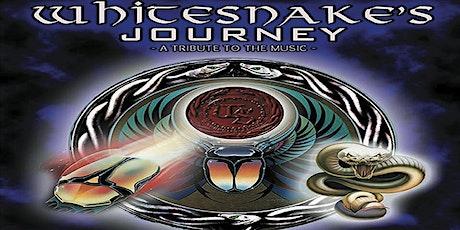 Whitesnakes Journey Live Eleven Stoke tickets