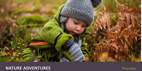 Nature Adventures outdoor playgroup tickets