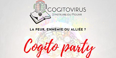 Cogito Party - Édition 3 billets