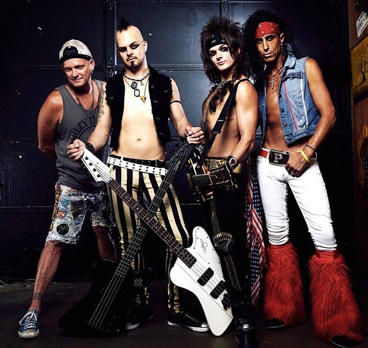 The Velcro Pygmies (The premier party band) image