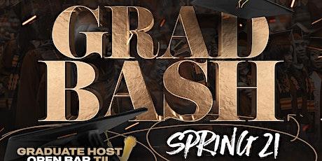 GRAD BASH SPRING 21 AT BAJAS tickets