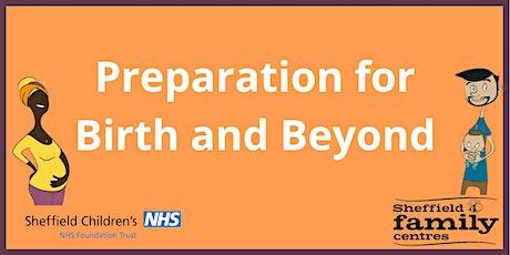 Preparation for Birth & Beyond -  West tickets