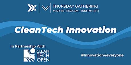 CleanTech Innovation tickets