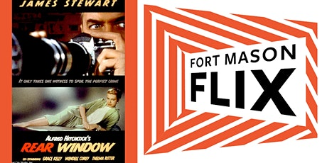 FORT MASON FLIX: Rear Window tickets