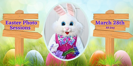 Easter Photos with Easter Bunny tickets