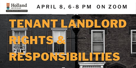 Tenant & Landlord Rights & Responsibilities tickets