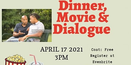 Dream Mentoring in collaboration w TRMBC  presents Dinner, Movie & Dialogue tickets