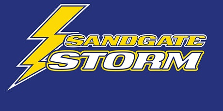 Sandgate Storm Club Night Tuesday 9th March 6pm tickets