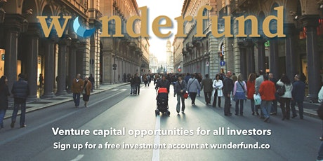 Wunderfund Venture Series:  Investing in Growth Companies tickets