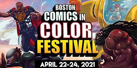 Comics in Color Artist/Vendor Registration tickets