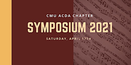 Symposium 2021 tickets