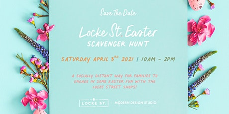 Locke Street Easter Scavenger Hunt tickets