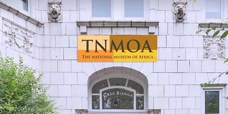 TNMOA : The National Museum Of African / Le musée national de l'Afrique billets