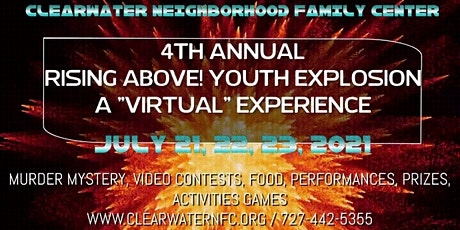 Rising Above! Youth Explosion tickets