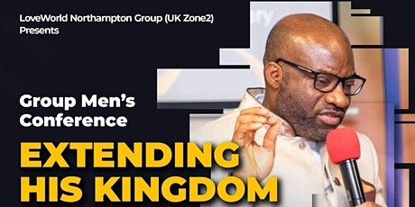 Group Men's Conference - Extending His Kingdom tickets