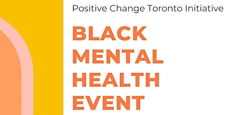 Black Mental Health Event tickets