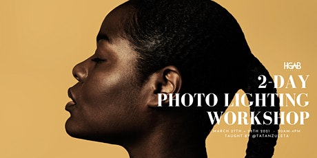 2-Day Photography Lighting Workshop tickets