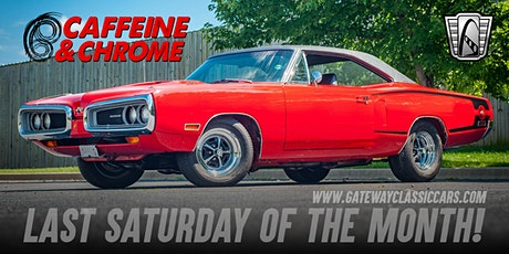 Caffeine and Chrome-Gateway Classic Cars of St. Louis tickets