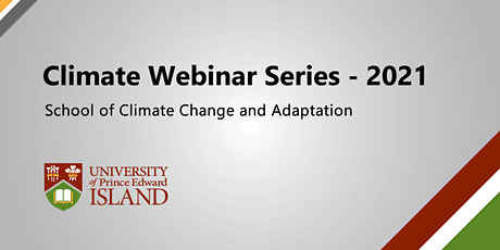 ClimateSense Project: Building Climate Change Adaptation Capacity in PEI tickets