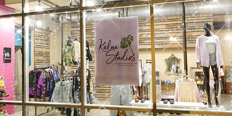 Local Makers Pop-Up Shop at Kalua Studios! Support Small Business  tickets