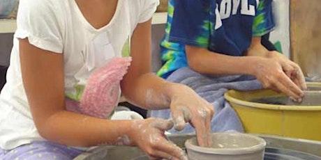 Beginning Ceramics With Will tickets