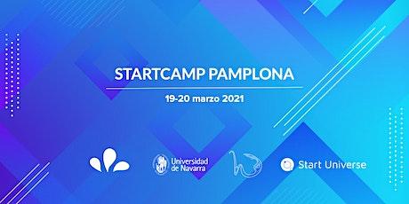 StartCamp Pamplona entradas