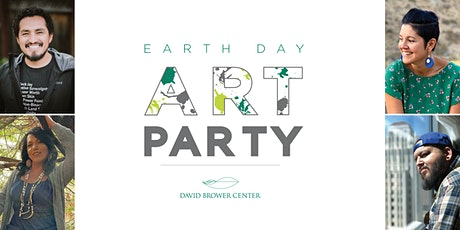 Earth Day Art Party! tickets