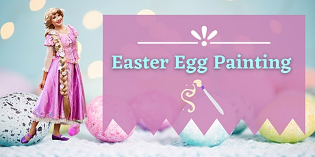 Easter Egg Painting w/ Tower Princess tickets