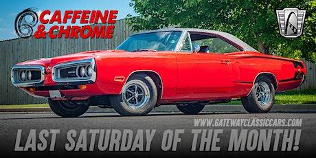 Caffeine and Chrome-Gateway Classic Cars of Denver tickets