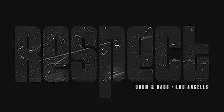 Respect Dinner 'n Bass | Friends & Family tickets