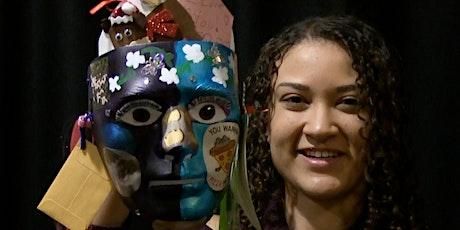 Fall 2021 - Dates TBC - Courage Journey - Puppet Self-Portrait Workshop tickets