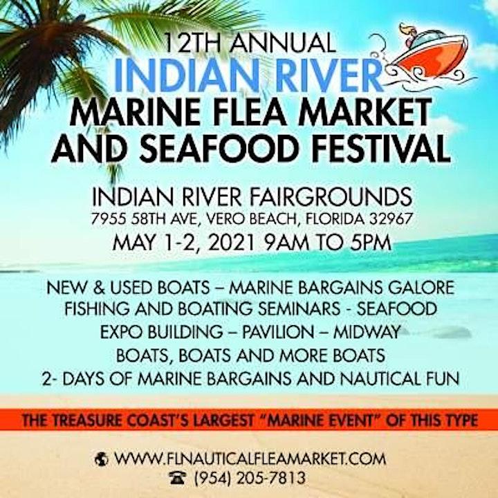 The Indian River Marine Flea Market image