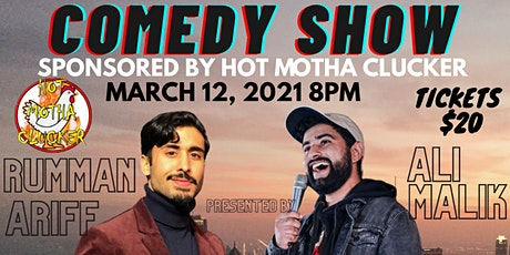 Stand Up Comedy Show 3/12: Sherman Oaks tickets