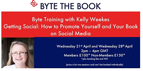 Getting Social: How to Promote Yourself and Your Book on Social Media tickets