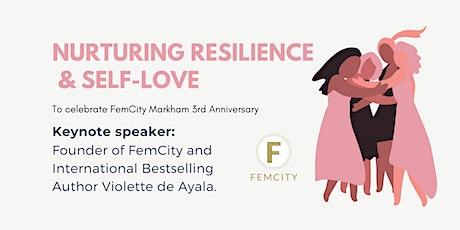 Nurturing, Resilience & Self Love Event tickets