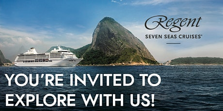 Virtual Event with Regent Seven Seas Cruises and Crown Cruise Vacations tickets