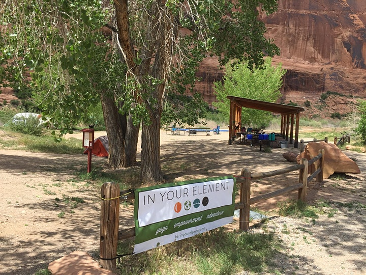 Moab Basecamp 2021 with In Your Element image