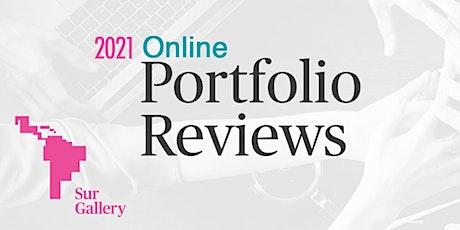 2021 Sur Gallery Online Portfolio Reviews - March 18 tickets