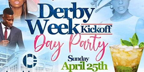 """Goodtimers """"DerbyWeek Kick Off"""" Day Party tickets"""