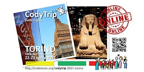 CodyTrip - Gita online a Torino - città dell'innovazione biglietti