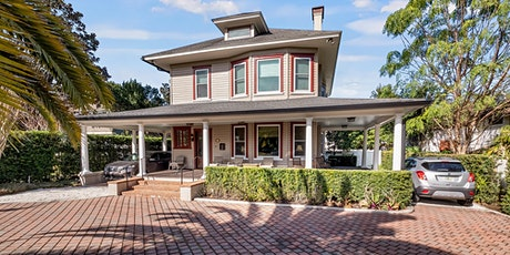 Walk to Downtown Winter Park and Rollins- Historical Home Open House! tickets