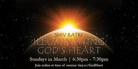 Illuminating God's Heart in English (Online) tickets