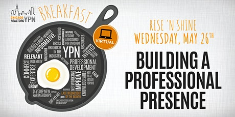 YPN May Breakfast: Building A Professional Presence tickets