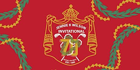 Jennie K. Wilson Invitational 2021 tickets