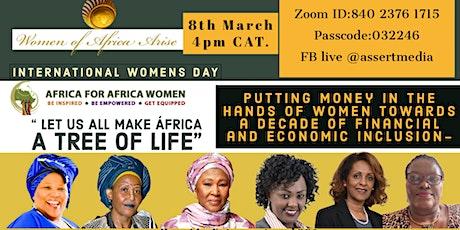 International Women's Conference -ONLINE billets