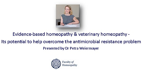 The potential role of homeopathy to help reduce antimicrobial resistance tickets