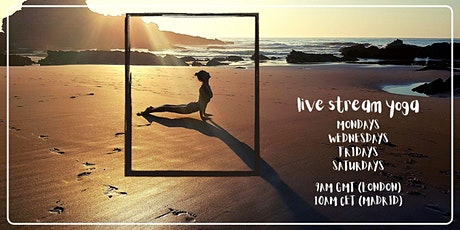 SLOW FLOW WEDNESDAY YOGA - 10th March 2021 tickets