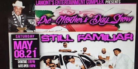 Pre Mother's Day Show tickets